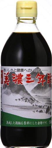 内堀醸造『美濃三年酢』