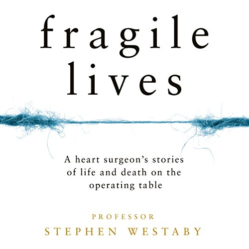 Fragile Lives audiobook cover art