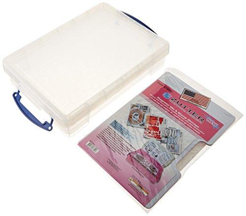 Zutter Magnetic Die & Stamp Storage box kit