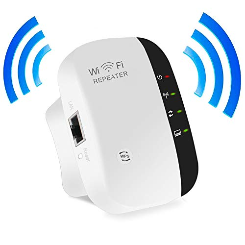 WiFi Extender WiFi Range Extender Repeater Signal Booster Wireless...