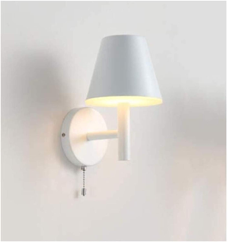 HBLJ Bedside Lampbedroom Bedside Lighting Led Einfache Moderne Gang Warme Korridor Wandleuchte Japanische Kreative Wandleuchte