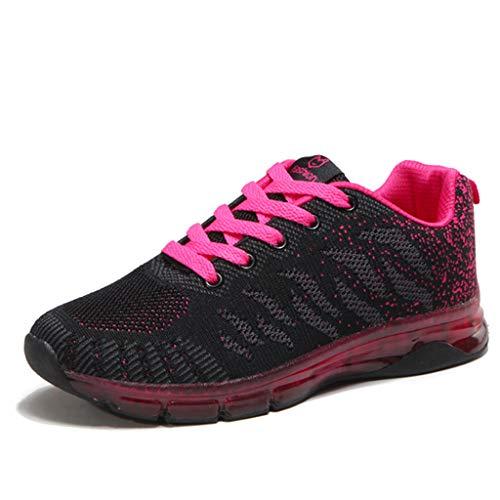 MSYDX Fashion Sneakers Vrouwen Mode Mesh Lichtgewicht Ademende Sneaker Unisex Hardlopen Jogging Schoenen Dagelijks Winkelen Wandelschoenen