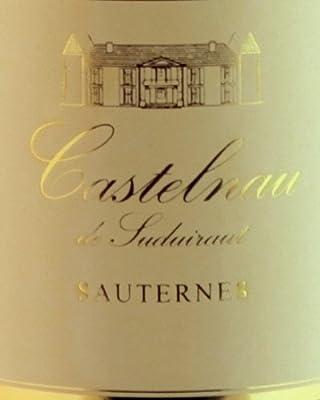 Castelnau De Suduiraut, Sauternes 37.5cl