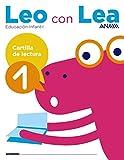 Leo con Lea. Cartilla de lectura 1. - 9788469829769
