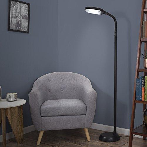 Lavish Home 72-6890 Lamp, 6 Feet, Black