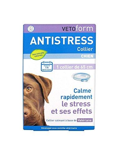 Vetoform Collier antistress calmant chien