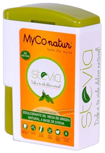 Stevia tabletten (100) Myconator