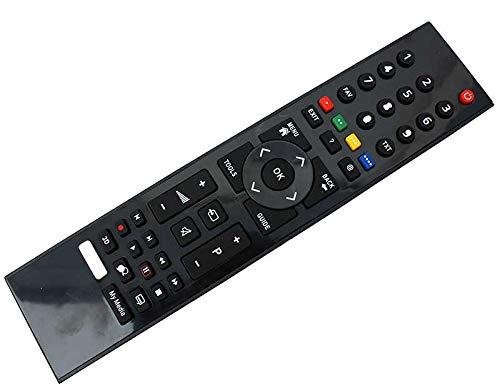 Mando a Distancia Compatible TS1187R GRUNDIG Smart LCD TV RC3214801/02, TP7 TS1187R-1, Vestel,