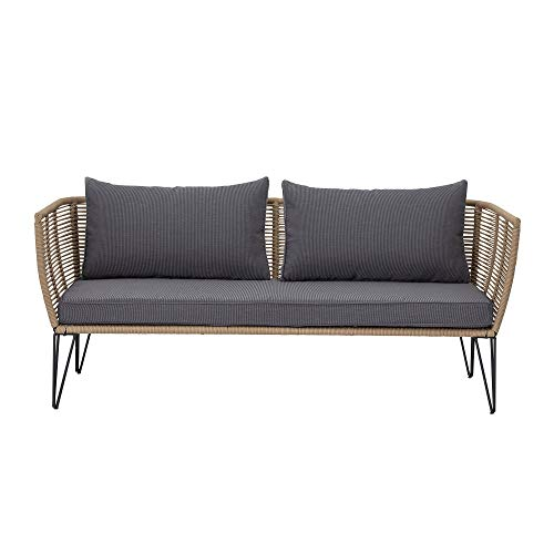 Bloomingville Sofa Mundo, braun