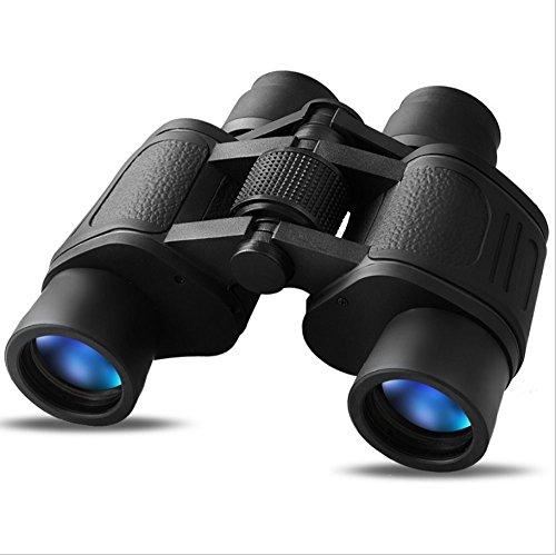 RDJM 10X50 HD Jumelles, Pour Les Adultes Compacts Puissant Bak4 Chasse Binoculaire Pour L'observation Des Oiseaux, Observation Des Étoiles, Jeu De Sport