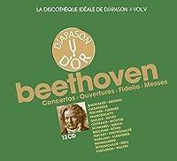 La discotheque ideale de Diapason, vol. 5 / Beethoven : Concertos - Ouvertures - Fidelio - Messes.