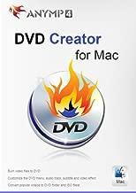 AnyMP4 DVD Creator for Mac Lifetime- Convert MP4, AVI, MKV, WMV, etc. to DVD and create DVD/DVD folder/ISO files on Mac [Download]