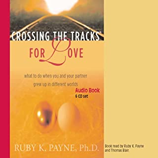 Crossing the Tracks for Love cover art