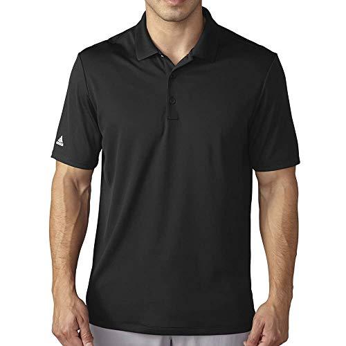 adidas Golf Performance Herren Polo Shirt, Herren, schwarz, 3X-Large