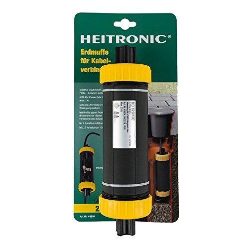 Heitronic Cable manguito 19x 7cm IP68