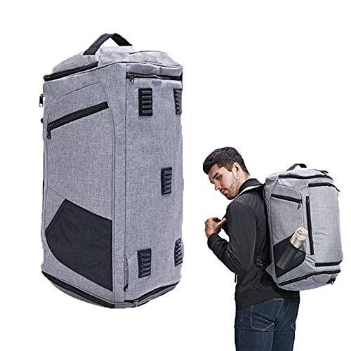 HBHJG Fitness Bag Men Skiing Luggage Bag Short Distance Travel Bag Sport Backpacks Handbag Large Capacity Sports Bag Sports Fitness Bag