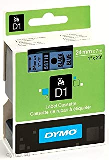 DYMO D1 Standard Labels 24mm suitable for DYMO LabelManager and DYMO LabelWriter Duo