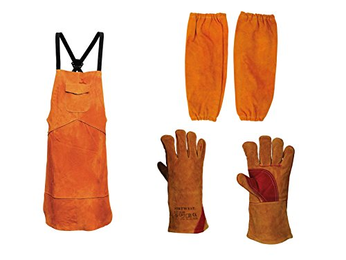 STAI sw10-sw20-PW - Juego de cuchillas para soldadura, color dorado y marrón