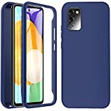 For Samsung Galaxy A02S Case, A02S Case Shockproof Built-in