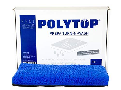 Preisvergleich Produktbild Polytop Prepa Turn-n-Wash Waschhandschuh Autowaschhandschuh Handschuh Autowäsche