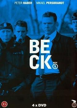 Beck - Series 17-20  Skarpt läge / Flickan i Jordkällaren / Gamen / Advokaten   The Scorpion / Girl In the Basement / The Vulture / The Attorney  [Reg 2]