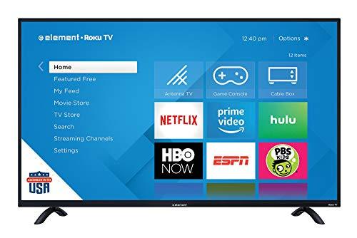 Element E4SW5017RKU 50in 4K Roku TV. Buy it now for 735.14