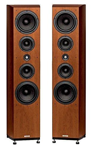 ASW Genius 510, diverse Farben zur Auswahl, UVP € ab 2.799,00 - High End 3-Wege Bassreflex Standlautsprecher Stereo, Stückpreis