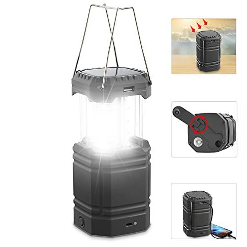 Solar Camp Lanterns