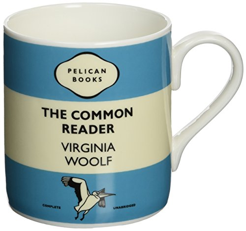 Common Reader Mug Light Blue