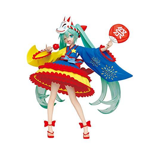 taito Hatsune Miku Figure Figurine 2nd season Summer ver. 20cm Taito ver. kawaii