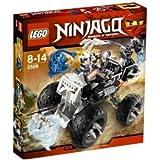 LEGO (レゴ) Ninjago (ニンジャゴー) Skull Truck 2506 ブロック おもちゃ (並行輸入)