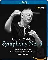 Symphony No. 4 at Concertgebouw Amsterdam 1982 [Blu-ray]