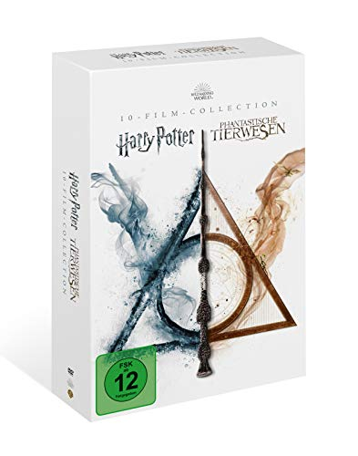 Wizarding World 10-Film Collection [10 DVDs]
