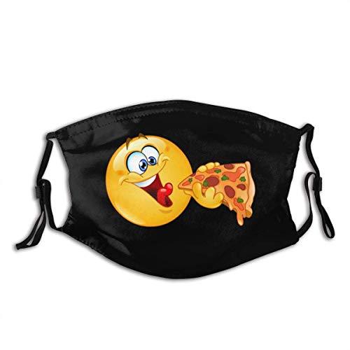 pumpkin pie Emoji wie Pizza Essen Personalisierte Mundhülle Wiederverwendbarer Mundschutz (Give Five Mouth Guard)