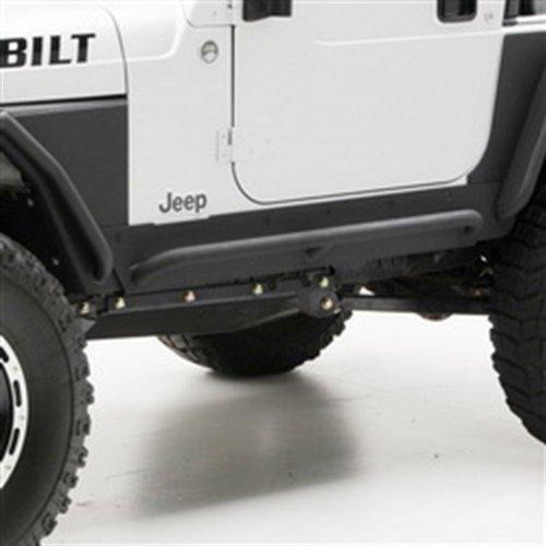 Smittybilt 76887 XRC Body Cladding for Jeep JK 4-Door