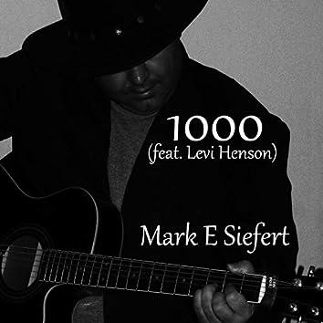 1000 (feat. Levi Henson)
