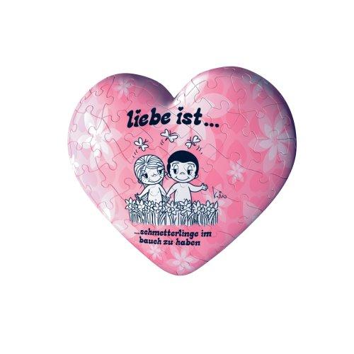 Ravensburger puzzleball - Liebe ist...? 60 Teile