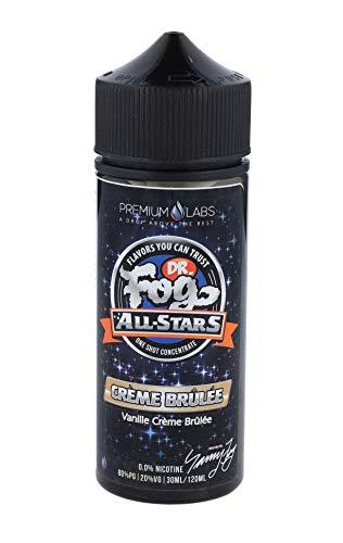 Dr. Fog All Stars - Aroma Crème Brule 30ml, 40 g