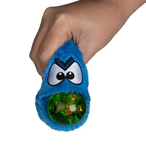 Odditeez plopzz ~ Slime Rempli Ultra Plush-Turquoise