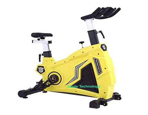Monex SS Fit Spin Bike MS-7300 | Fitness Gym Spin Bike for Home and Commercial Use | Exercise Spin Cycle 25 KG Flywheel | Indoor Cycling Experience | Perfect Exercise Equipment for Weight Loss