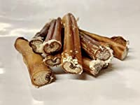 🙂 Perfectly air-dried 12cm long pizzle sticks. A long-lasting dog chew for all breed dogs 🙂 Great dental chew for dogs with awesome tooth-care effect. 🙂 Low in fat and large on quality, goodness and protein. 🙂 Premium Bull Pizzle is gently air dried ...