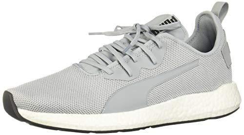 PUMA Men's NRGY Neko Sport Sneaker, Quarry White, 11.5 M US