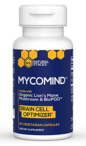 Natural Stacks MycoMind Supplement 60ct