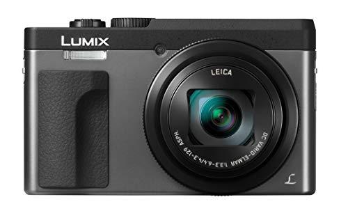 Câmera Digital Lumix DC-TZ90 Panasonic Prata