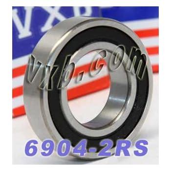 6904-2RS Sealed Bearing 20x37x9 Ball Bearings