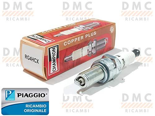 Bujía Champion RG4HCX Piaggio Carnaby 125 250 - MP3 125 250 - X7 125 250 - X8 125 250 - X9 125 250 - X EVO 250
