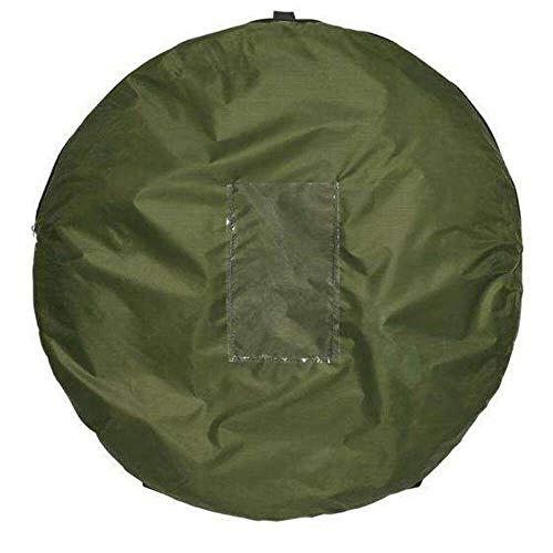 ProPlus Tente de Douche Pop-up Vert 190 cm