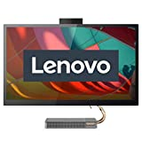 Lenovo IdeaCentre AIO A540 68,6 cm (27 Zoll, 2560x1440, QHD, IPS) All-in-One Desktop-PC (Intel Core i5-9400T, 8 GB RAM, 512 GB SSD, AMD Radeon RX 560X, Wifi, Windows 10 Home) grau
