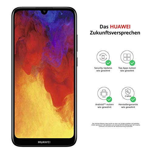 Huawei Y6 2019 Midnight Black 6.09' 2gb/32gb Dual Sim