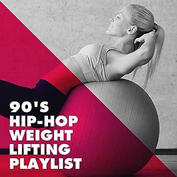90's Hip-Hop Weight Lifting Playlist